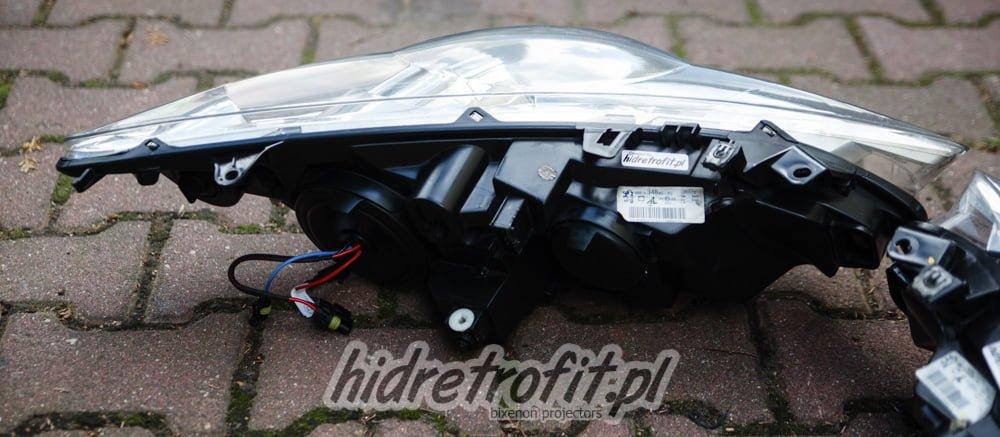 Peugeot 307 Fl Przeróbki Lamp Na Bi Xenon Led