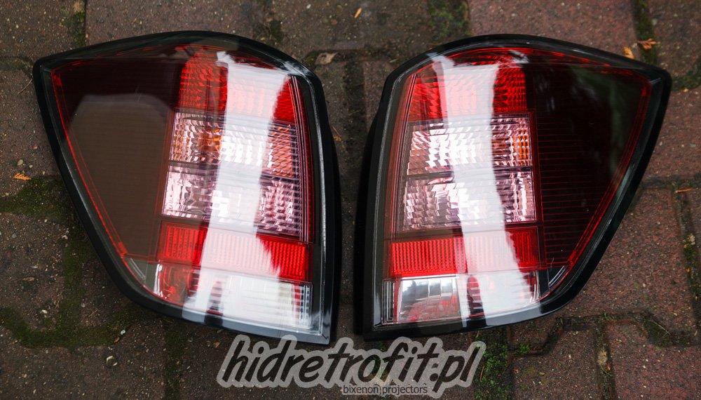 Opel Astra H Kombi Przer 243 Bki Xenon Led Sklep Z Led Bi