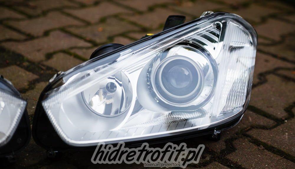 Ford C Max Przeróbki Lamp Na Bi Xenon Led